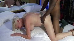 Gilf Spreads open wide for BBC.