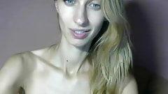 Young sexy skinny girls masturbate