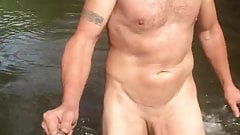 9a kinky hunks at the outdoor shower