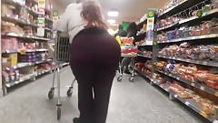 Sloppy Wide Butt BBW