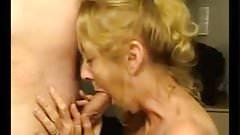granny love to suck