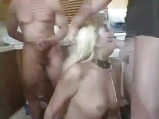 Britney Madison Drinks So Much Cum She Needs A Funnel