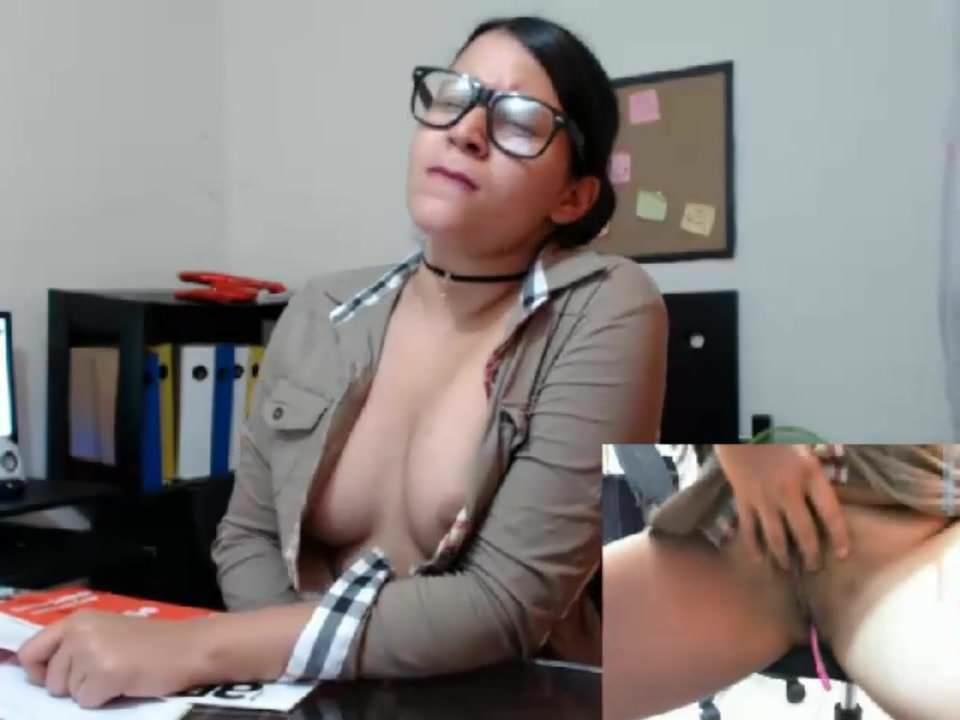 веб камеры в офисе порно