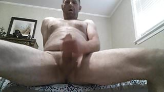 Me jacking off and cumming