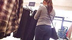 Sexy latina nice butt