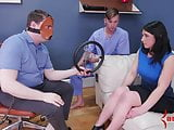 Submissive Anal Whore Turned Into Ho-Kart and taken for spin