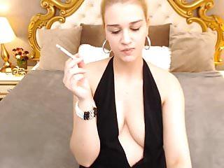 Preggo Smoking Drinking And Milking