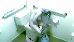 toilet masturbation