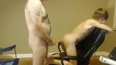 Twinkie and Daddie on a Webcam Show