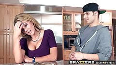 Brazzers - Mommy Got Boobs - Im Not A Racist scene starring