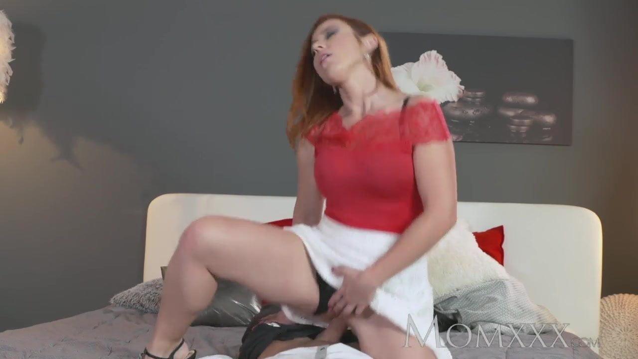 Redhead Mom Porn-8434