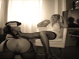 Italian Lady in Orgy with her Maid 1 (Recolored)