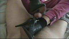 Ankle Bootjob 2 - HHH
