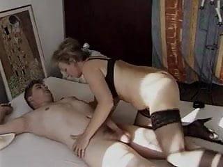 Download video bokep Perfect Hairy Granny Sucks and Fuck Young Dude Mp4 terbaru