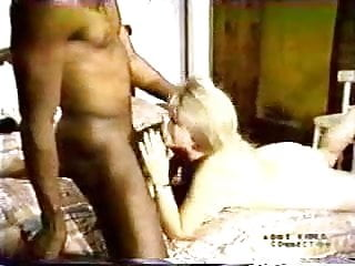 Blonde White Wife With Black Lover Homemade Interracial Cuckold Vintage