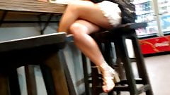 Bare Candid Legs - BCL#188