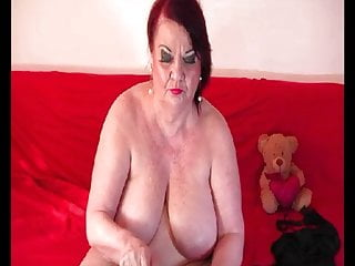 Horny Granny Lucille on web