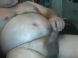 Preview 3 of Chubby daddy play and cum