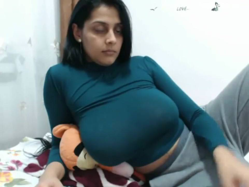 Sexy indian girl on webcam-4040
