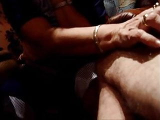 I showed myaunty my cock by 'accident' Part 2