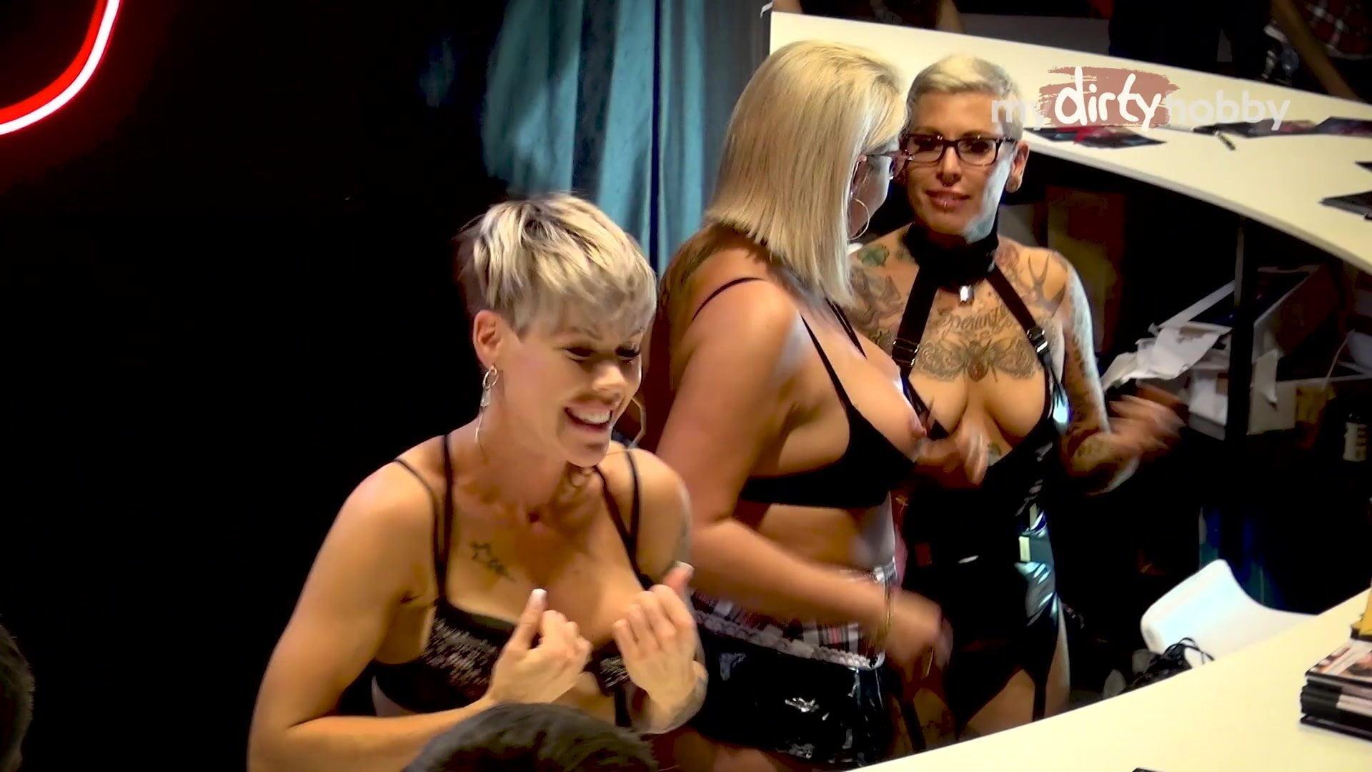 Lara Bergmann Nude