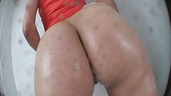 soapy pawg buns and anus