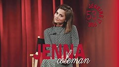 Jerking It For... Jenna Coleman 03