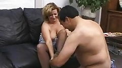 Mature Chub Rhegan Lives For Cock