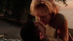 Celebrities Ellen Barkin & Laurence Fishburne Sex Scene