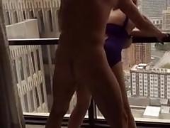 Mature BBW Wife fucks Cuck Husbands Big Dick Boss