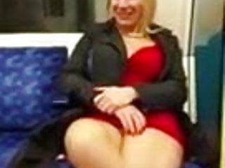 Fun on a train