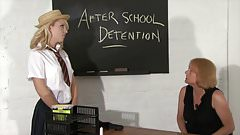after school detention