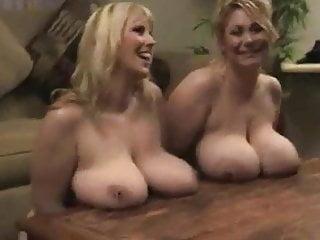 Two Big Boob Goddesses