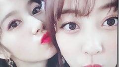 190320 Twice Jihyo & Sana Cum Tribute
