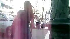Nice ass street voyeur