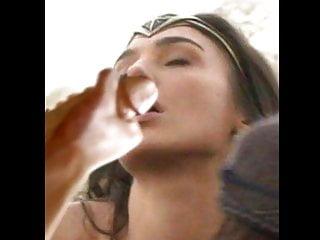 Gal Gadot Wonder Woman Cum Tribute 2