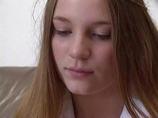 Pretty Teen Aurora Snow University Coed