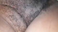 Hairy jamaican gal