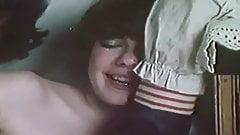 Vintage hairy anal