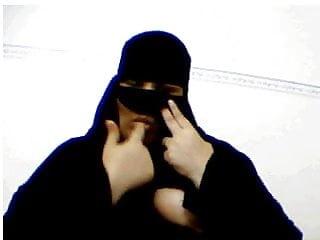 Hijab niqab sex