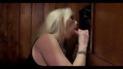Blond MILF confession becomes hard fuck session