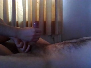 Triple Cum Handjob Multiple Spurts
