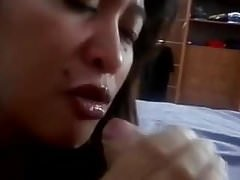 Pinoy wife wet cock