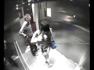 Fathers fucks girls - Stranger fucks girls in elevator