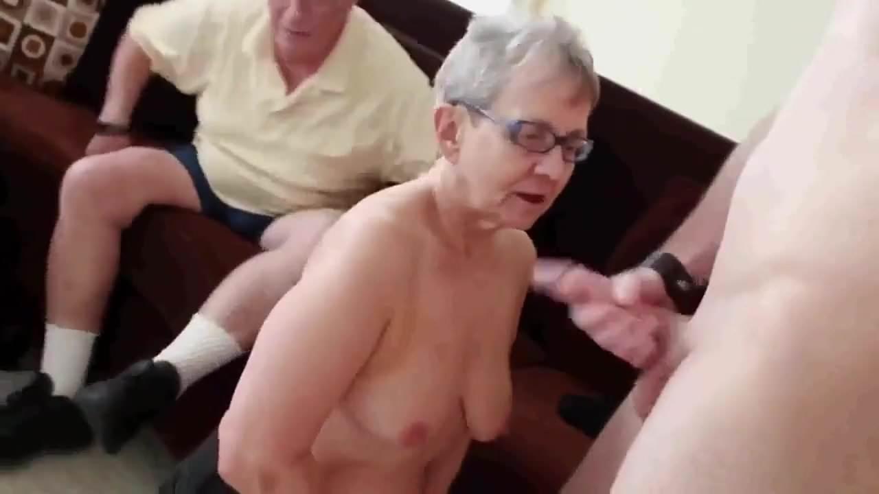 Opa Blowjob