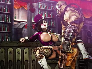 Borderlands D Hentai Mad Moxxi Getting Fucked