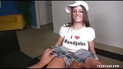 Dillion Carter Loves Giving Ha