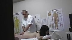 JP Clinic Massage Room 2 (censored) - 4-6