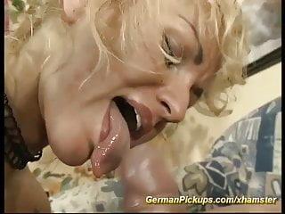 german milf needs a big cock deep in her ass