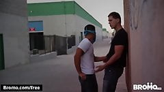 Bromo - Roman Todd with Vadim Black at Betrayed Part 2 Scene